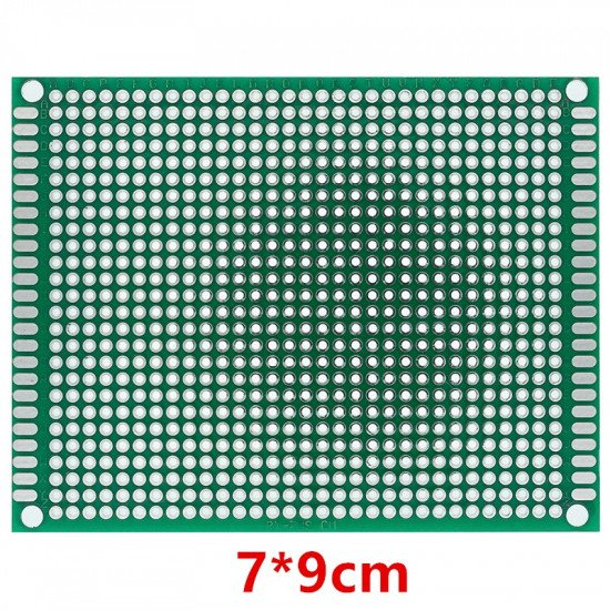 Universal PCB 7x9cm DoubleSided