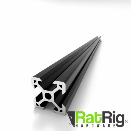 V-SLOT 2020 - Black Anodized 250mm